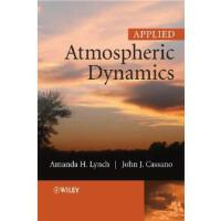 【预订】Applied Atmospheric Dynamics [With CDROM]