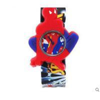 户外表时装表男表女表新款学生儿童表腕表蜘蛛侠石英表果冻表拍拍表手表