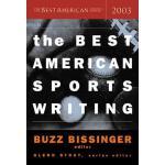 【预订】The Best American Sports Writing 2003