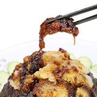 【陕西特产】东南亚八宝蜜枣甑糕清真真空包装400gX5包 清真糯米镜糕陕西小吃