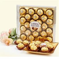 【包邮】费列罗(FERRERO) 金莎巧克力 (T24粒钻石礼盒)