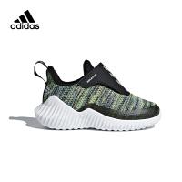 【4折价:159.6元】阿迪达斯(adidas)童鞋男女婴小童秋冬款儿童海马训练鞋一脚蹬运动鞋AH2688 银色