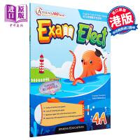 【中商原版】Athens 100 Series Exam Elec 4A 香港小学英语考试精选100套4年级上册