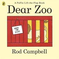 Dear Zoo (A Lift-the-flap Book)亲爱的动物园(卡板翻翻书)ISBN97801405044