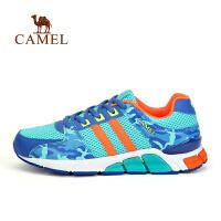 camel骆驼户外女款越野跑鞋 舒适透气减震女运动鞋