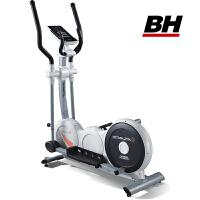 欧洲进口品牌西班牙BH/必艾奇椭圆机家用静音G2526B健身车太空漫步机