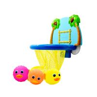 【当当自营】满趣健(munchkin)水上篮球架 儿童洗澡玩具 宝宝玩水戏水玩具沐浴玩具 儿童投篮玩具
