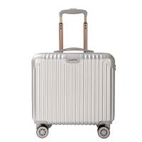 韩版旅行箱16寸拉杆箱女商务迷你行李箱子18小型登机箱男万向轮