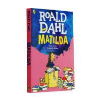 【中商原版】Roald Dahl Matilda 罗尔德 达尔 玛蒂尔达