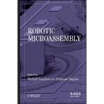 【预订】Robotic Micro-Assembly