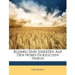 【预订】Blumen Und Insekten Auf Den Nord-Friesischen Inseln 978
