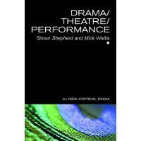【预订】Drama/Theatre/Performance 9780415234948