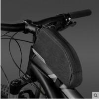 防水反光马鞍包骑行装备山地车包自行车包前梁包上管包单车配件包