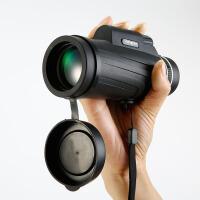 单筒手机望远镜高清高倍夜视狙击手演唱会小型拍照儿童望眼镜