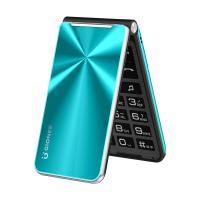 金立F12+ 翻盖老人手机大字大声双卡双待 移动联通电信4G老年机长待机