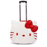 20180321174805340拉杆箱万向轮儿童旅行箱学生行李箱女可爱登机箱皮箱 18寸