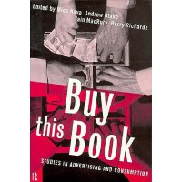 【预订】Buy This Book: Studies in Advertising and Consumption 9