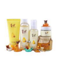【包邮】韩国正品paparecipe春雨水乳套装蜂蜜爽肤水乳液面霜补水