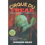 Cirque Du Freak #2: The Vampire's Assistant 《吸血侠达伦・山传奇#2:鬼不理的助手》 ISBN 9780316606844