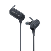 Sony/索尼 MDR-XB50BS 无线蓝牙运动跑步耳机重低音防水溅