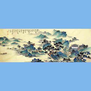 中国青年美术家协会常务理事,中国扇子艺术学会会员,中国山水画院专业画家,山东美术家协会会员,国家一级美术师高云鹏(金色山水)