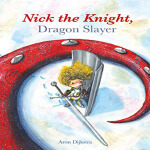 英文原版Nicktheknightdragonslayer