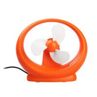 USB迷你桌面电风扇学生宿舍夹扇办公室USB小电风扇 迷你床上桌面电扇颜色随机