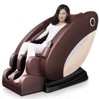 璐瑶(LUYAO)按摩椅太空舱家用全身按摩椅 至臻款-咖啡色 泰式拉筋音乐按摩椅
