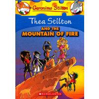 Geronimo Stilton Special Edition: Thea Stilton and the Moun