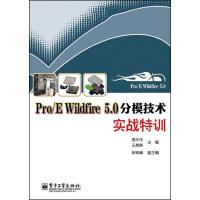 Pro E Wildfire 5.0分模技术实战特训