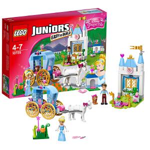 [当当自营]LEGO 乐高 小拼砌师系列 灰姑娘的南瓜车 积木拼插儿童益智玩具 10729