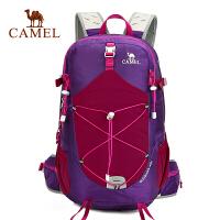camel骆驼户外双肩包 35L男女款徒步旅行出游登山包