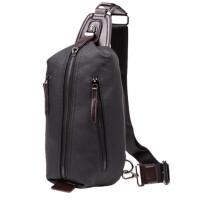 男包男士胸包商务休闲腰包单肩斜挎潮包背包包