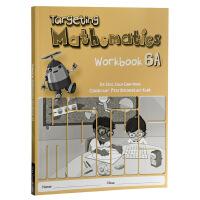 【中商原版】【新加坡数学教材】Targeting Mathematics Workbook 6A 作业册