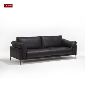 N空间 超感北欧沙发设计师款W1853 组合沙发转角沙发牛皮沙发羽绒沙发乳胶沙发