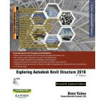【预订】Exploring Autodesk Revit Structure 2016, 6th Edition