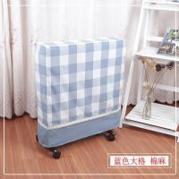 定制电热油汀防尘罩空气净化器折叠床先锋家用电器布艺防尘罩套子
