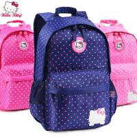 hello kitty小学生书包女1-3-5年级儿童双肩书包