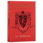 【中商原版】格兰芬多学院平�b版 哈利波特与魔法石 英文原版 Harry Potter Philosopher's St