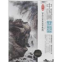 【二手旧书8成新】中国画山水(附DVD光盘) 9787546409580