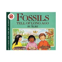 Fossils Tell of Long Ago (Let's Read and Find Out) 自然科学启蒙2: