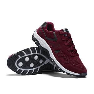新款软底透气网鞋男鞋网布鞋男士休闲布鞋懒人网面跑步鞋男