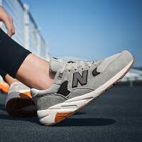 New Barlun纽巴伦男女运动鞋透气复古学生休闲鞋跑步鞋