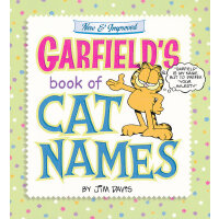 Garfield's Book of Cat Names加菲猫系列 ISBN9780345485168