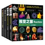 视觉之旅神奇的化学元素 疯狂趣味化学科普书籍(套装共四册)