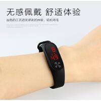 手环手表男学生ins智能触控手表女学生韩版礼物情侣电子手表