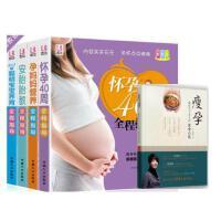 孕妇书籍怀孕书籍育儿百科孕期书籍大全胎教书籍孕妇瘦孕(献给天下女人的饮食心经) 书籍孕妇书籍大全 5册怀孕期 全程孕儿