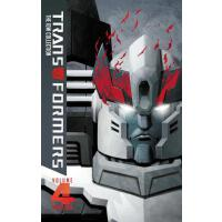 【预订】Transformers: IDW Collection Phase Two Volume 4