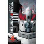 【预订】Transformers: IDW Collection Phase Two Volume 4