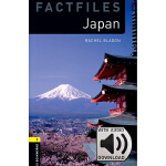 Oxford Bookworms Library: Level 1: Japan Factfile MP3 Pack